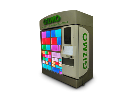 Refurbished Electronics Kiosk