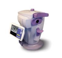 Lens Fluorescence Biomicroscope